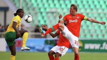 Веселые нули в матче «Кубань» - «Локомотив»