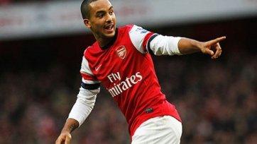 Уолкотт: Я остался в «Арсенале», чтобы помочь команде выиграть трофей