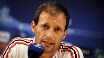 Аллегри: В следующем сезоне составим «Ювентусу» конкуренцию в борьбе за титул