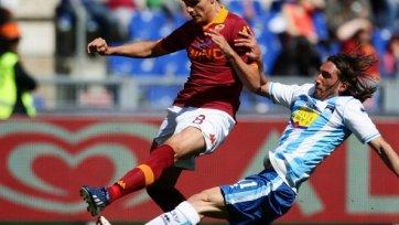 «Рома» на своем поле не смогла обыграть «Пескару»