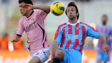 Иличич спасает «Палермо» на 95-й минуте