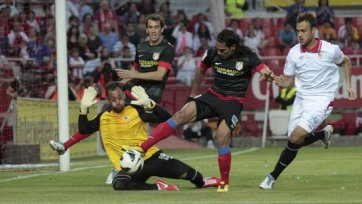 «Атлетико» одержал тяжелую победу над «Севильей»