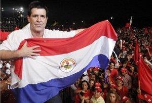 Владелец «Либертада» стал президентом Парагвая