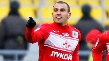 Мовсисян не сыграет в матче против «Анжи»