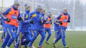 Сборная Украины сыграет с Камеруном