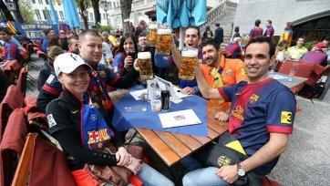 Посетители сайта считают, что «Бавария» обыграет «Барселону»