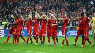 Триумф немецких клубов в первых полуфинальных матчах Лиги чемпионов