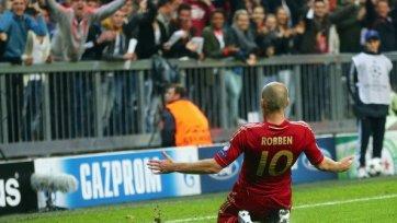 Роббен: Доминирование в матче с «Барселоной» было похоже на сон