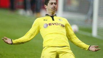«Манчестер Юнайтед» хочет перехватить Левандовски