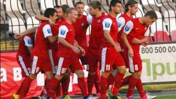 Футболисты «Кривбасса»: на матч с «Арсеналом» своим ходом