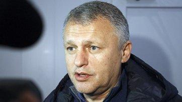 Игорь Суркис: «Верю, матч против «Днепра» завершится в нашу пользу»