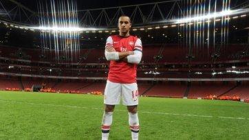 Уолкотт: «Арсенал» способен бороться за чемпионство в будущем сезоне