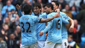 «Манчестер Сити» ушел в отрыв от «Арсенала»