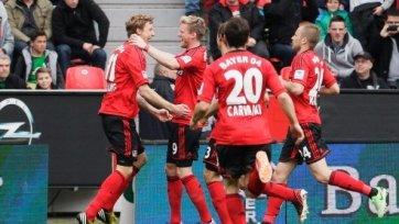 «Байер» вернулся в Лигу чемпионов