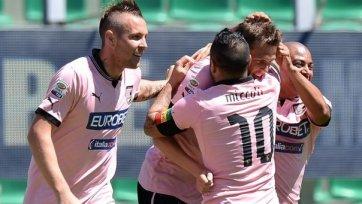 «Интер» терпит поражение на Сицилии