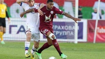 «Рубин» наносит первое поражение ЦСКА в 2013 году