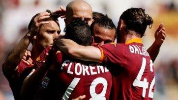 «Рома» осложнила «Сиене» жизнь в борьбе за выживание