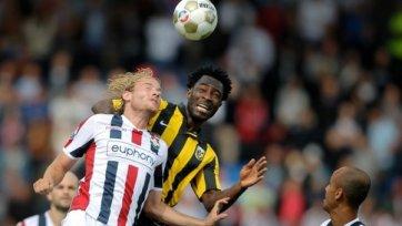 «Витесс» обыграл «Виллем II», Бони – забивает очередной гол
