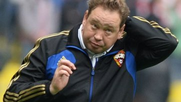 Леонид Слуцкий: «Рассчитывали сыграть в быстрый футбол, но не получилось»