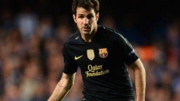 Сеск Фабрегас может вернуться в «Арсенал»
