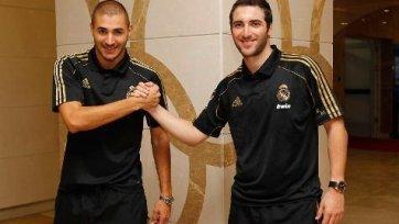 Конте присматривается к двум форвардам «Реала»