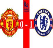 Манчестер Юнайтед - Челси (0:1) (05.05.2013) Видео Обзор