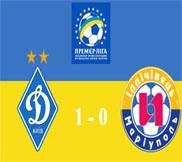 Динамо Киев – Ильичевец (1:0) (11.05.2013) Видео Обзор