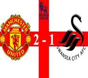 Манчестер Юнайтед – Суонси (2:1) (12.05.2013) Видео Обзор