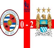Рединг - Манчестер Сити (0:2) (14.05.2013) Видео Обзор