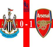 Ньюкасл - Арсенал (0:1) (19.05.2013) Видео Обзор