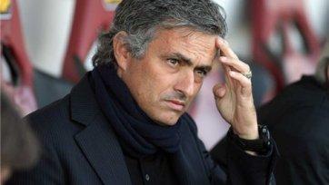 Жозе Моуриньо: «Забей мы раньше, у нас была бы возможность взять верх»
