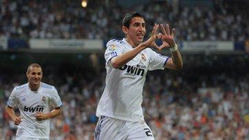 СМИ: Ди Мария покинет мадридский «Реал» уже этим летом
