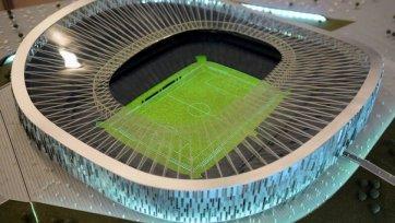 «Кубань» потратит на строительство стадиона 270 миллионов евро