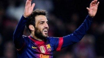 СМИ: «Манчестер Юнайтед» собирается купить у «Барселоны» Фабрегаса