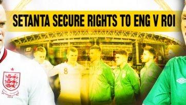 """Анонс. «Англия» - «Ирландия»: """"Три льва и зеленая армия"""""""