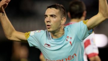 «Ливерпуль» заплатит 9 миллионов евро за Яго Аспаса