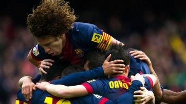 «Барселона» - обладатель Кубка Каталонии