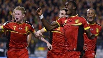 Бельгия обыграла США в товарищеском матче