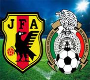 Япония - Мексика (1:2) (22.06.2013) Видео Обзор