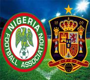 Нигерия - Испания (0:3) (23.06.2013) Видео Обзор