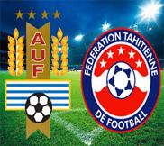 Уругвай - Таити (8:0) (23.06.2013) Видео Обзор