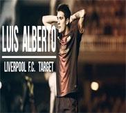 Луис Альберто (Luis Alberto) - Лучшие голы в сезоне 2012-13!