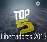 Топ 5 голов Кубка Либертадорес 2013!