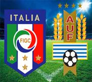 Италия - Уругвай (2:2, по пенальти 3:2) (30.06.2013) Видео Обзор