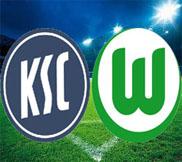 Карлсруэ - Вольфсбург (1:3) (03.08.2013) Видео Обзор