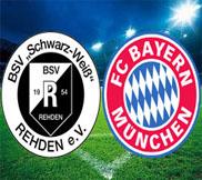 Шварц-Вайс Реден - Бавария (0:5) (05.08.2013) Видео Обзор