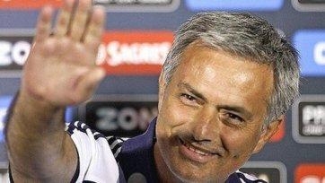Моуринью: «Моя задача мотивировать игроков от матча к матчу»