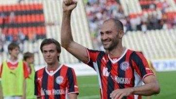 Блестящая победа «Амкара» над «Спартаком»