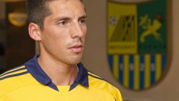 «Рома» намерена арендовать полузащитника «Металлиста»