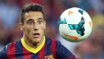 «Барселона» продлит Тельо